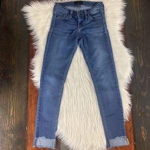Flying Monkey Hilo Crop Skinny Jeans Size 24